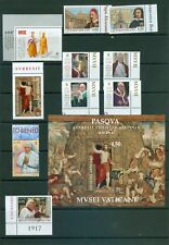 Vatican City 2017 Compete MNH Year Set