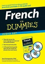 French for Dummies® 3 CD Audio Book Set by Zoe Erotopoulos 2007