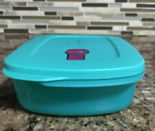 Tupperware Crystal Wave Rectangular Microwaveable Dish 4 Cups 1 Liter ~ New!