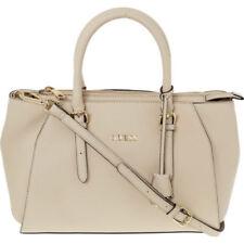 Beige Leather Medium Bags & Handbags for Women