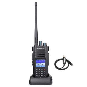 Ham Funkgeräte Ailunce HD1 Dual Band Walkie Talkie DMR Digital Analog TDMA IP67