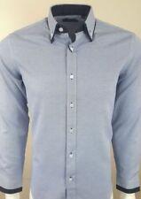 Textured Regular Fit Singlepack Formal Shirts for Men