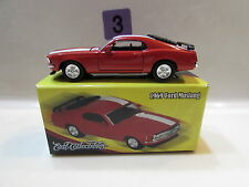 2000 ERTL COLLECTIBLES 1969 FORD MUSTANG W+