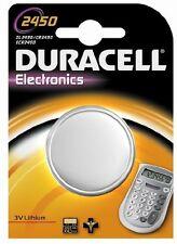 Duracell Lithium Batterie 2450 - 3V - DL2450 / CR2450