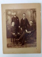 Albumen Antique photo Jefferson City,Missouri State Prison Board