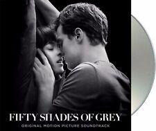 """Film musica """"Fifty Shades of Grey vol.1 - programma segreto esigere"""" CD NUOVO 2015"""