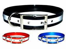 Reflective TPU Pet Safety Collar for Small Medium and Large Cats and Dogs