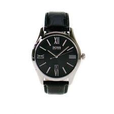 Hugo Boss Men's Black Watch Ambassador 1513022 Analogue Dress Watch For Him