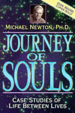 Journey of Souls by Michael Newton New Paperback Book