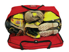 Supersized Turnout Gear Bag - Red with Maltese Cross