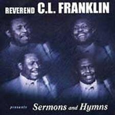 Rev CL Franklin -Sermons and Hymns September 21, 1999, Album,Religious BLACK GOS