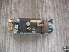 1955, 1956 1957  Ford Thunderbird 6, 12 Volt headlight switch rebuilt
