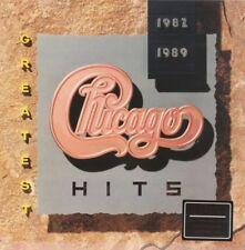 CHICAGO GREATEST HITS 1982-1989 LP VINYL ALBUM (2016 Reissue)