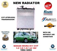 für Nissan Micra K11 1.0 1.0i 1.3i 1.4i 16V CVT GETRIEBE 1992-2003 NEUER