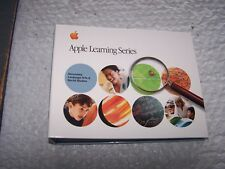 Apple Learning Series Secondary Math & Science Kit - 12 Cd's