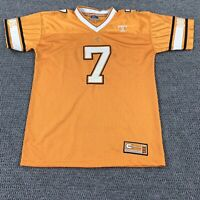 Colosseum Orange Athletic College Football Jersey Men's Large # 7 Tennessee Vols
