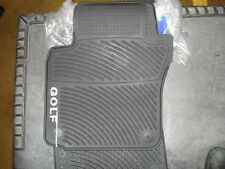 Floor Mat-Monster Mats Round retention Clip VOLKSWAGEN OEM 1K1061552HA041