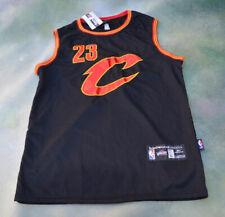 Reebok Hardwood Classics Cleveland Cavaliers LeBron James #23 Jersey Size XXL.