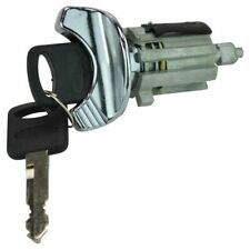 Ignition Lock Cylinder with Key For Ford Mercury Lincoln Models with Chrome Trim (Fits: Ford Windstar)