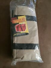 PROFOUND PRODUCTS Insulated Cooler Wet Pack Carrier Tan/Beige New In Bag