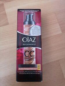 Olaz Regenerist CC Feuchtigkeitspflege Creme 50 ml LSF 15 dunkler Hauttyp