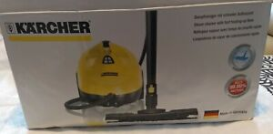 Kärcher SC 1.020 1500W Steam Cleaner + clothes steamer + attachments PAT TESTED