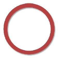 """NEW PIPE VALVE FLANGE RUBBER RING GASKET PRESSURE TO 150Lb 8"""" PIPE SIZE"""