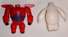 Set of 2 Hatch N Heroes Big Hero 6 (Genuine Bandai Product)(No Retail Packaging)