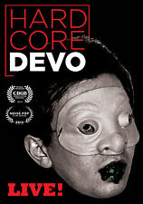 DEVO New Sealed 2017 LIVE CONCERT BOB 2 TRIBUTE DVD
