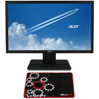 "Acer V246HQL 24"" Full HD LED Backlit Widescreen LCD Monitor + Gaming Mouse Pad"