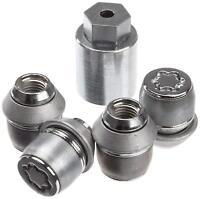 McGard Locking Wheel Nuts 12x1.5 Bolts for Ford Fiesta [Mk6] 08-17