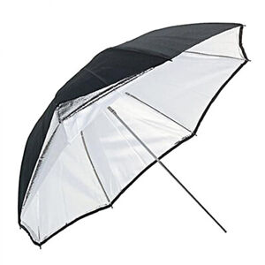 "Bowens 45"" Umbrella (Silver/White) New With Tags"