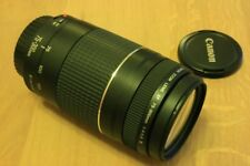 Canon EF 75-300mm para EOS 500D 550D 600D 650D 700D 750D 800D 1000D 7D 6D 5D