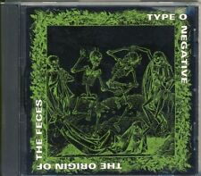 TYPE O NEGATIVE - the origin of the feces 1994 Gold Disc RR8762-2