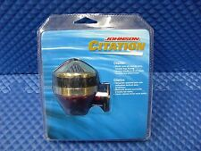 JOHNSON Citation Spincast Reel Red CT100-C 1117568