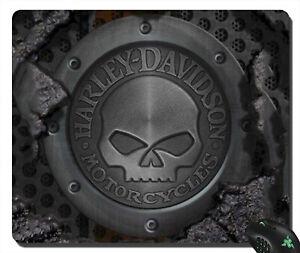 Retro Harley Davidson mouse pad