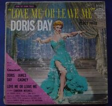 """Doris Day Love Me or Leave Me 3 x 7"""" Gatefold Cover EP US Pressing Columbia"""