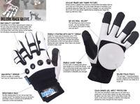 2018 Lush DLX Race Deluxe Longboard Slide-Gloves davor 79,90€