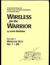 mac- Wireless for the Warrior: Vol 1,  Wireless Sets No. 1-88; , SB VG Meulstee