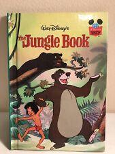 Disney's The Jungle Book: Disney's Wonderful World of Reading Hardcover – 1993