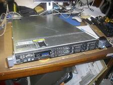 Dell POWEREDGE R610 Server E01S, 2 Quad Core Xenon 2 GHz Processors, 8 GB RAM