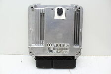 08 09 AUDI A4 8E1 910 115 G COMPUTER BRAIN ENGINE CONTROL ECU ECM MODULE L1367