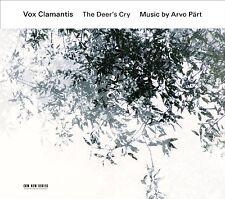 VOX CLAMANTIS - THE DEER'S CRY   CD NEU PÄRT,ARVO