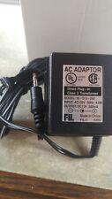 """AC Adapter (Power Supply) DC12V 200mA  New in box.  50 available. Male 1/8"""" Tip"""