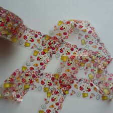 CLEAR KIDS Nail Art Foil Decoration Wrap Transfer