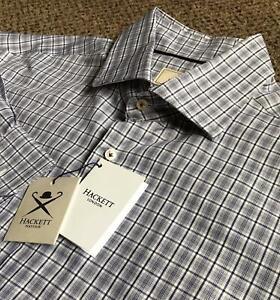 BNWT – HACKETT – Mens Smart Shirt – XL