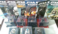 Choose DeAgostini Star Wars Helmet Collection New Sealed Models/Magazine 11-20