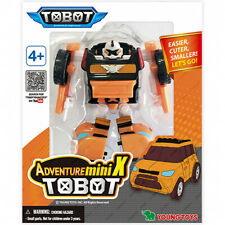 TOBOT Adventure Mini X, Young Toys, Original, Transformers, NEW & Sealed