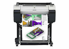 Canon IPF670 Large Format A1 Printer With Stand