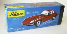 Repro Box Schuco Micro Racer Jaguar E Type 1047/1